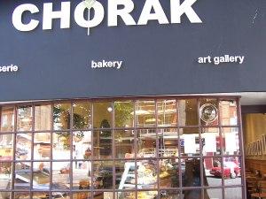 CHORAK, East Finchley