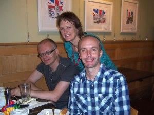 Douglas Rickard talks for London's Arts Centre Group