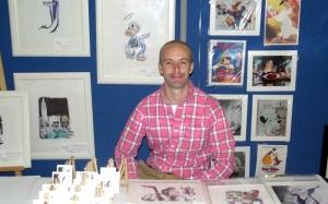 Douglas Rickard at the Walt Disney Classics Collection 2011 Grumpy Fall Premiere Event