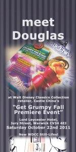 Walt Disney Classics Collection 2011 Fall Premiere Event