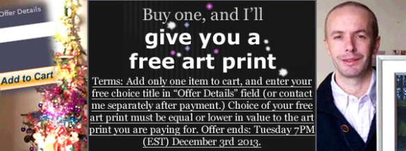 Cyber Monday Art Deals