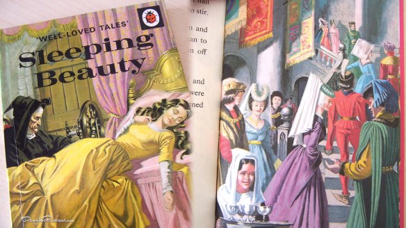Ladybird book Well Loved Tales Sleeping Beauty retold by Vera Southgate, Eric Winter illustrations