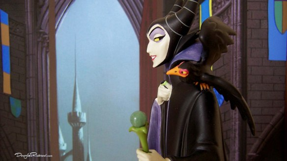 Walt Disney Classics Collection Maleficent figurine by Kent Melton