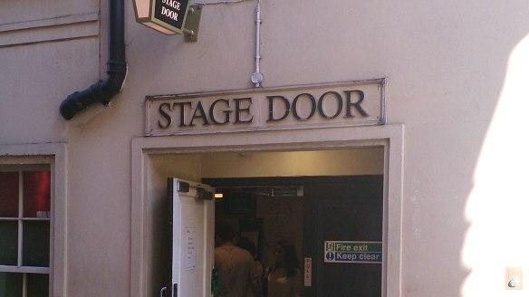 Lyceum Stage Door