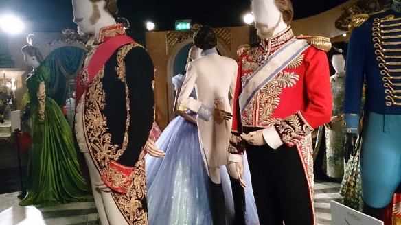 Cinderella 2015 Sandy Powell Ballroom Costumes