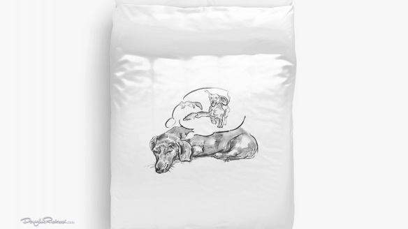 Doxie Duvet Covers