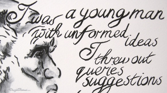 Darwin quotation