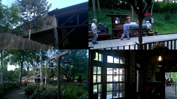 Cottonwood Creek Ranch at Disneyland Paris