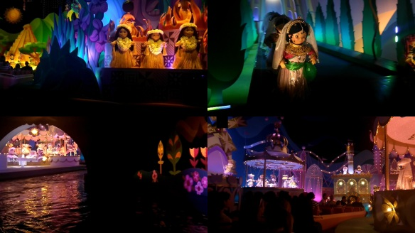it's a small world Disneyland Paris 2016