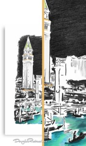 Venetian Las Vegas Canvas Art