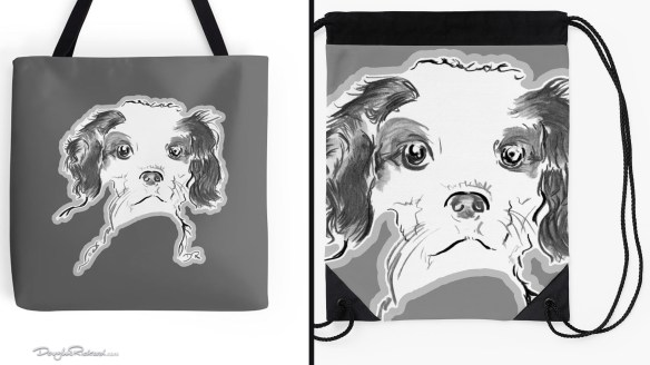 Cavalier King Charles Spaniel Puppy Bags