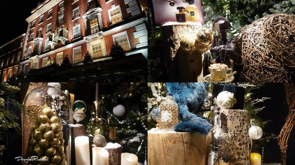 Fortnum & Mason London at Christmas