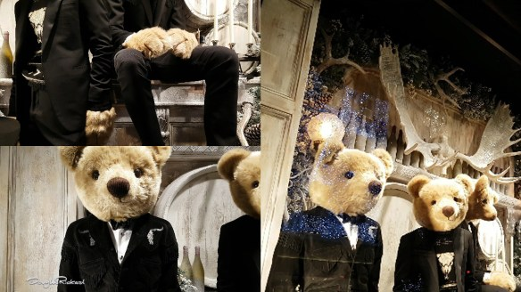 Ralph Lauren London Christmas Teddy Bears