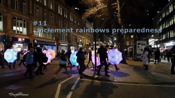 11 Tottenham Court Road Cirque Bijou The Umbrella Project