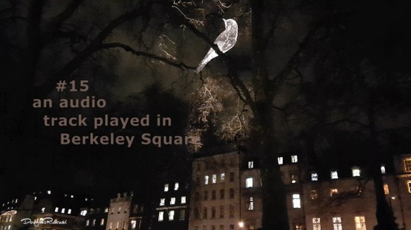 15 Berkeley Square Cedric Le Borgne Was That a Dream