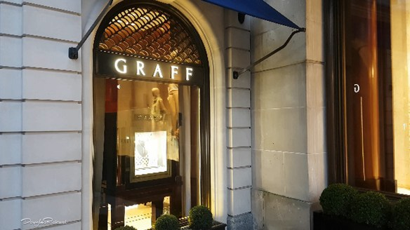 Graff Diamonds New Bond Street