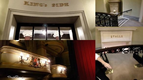 Royal Box or Stalls at the Theatre Royal Drury Lane