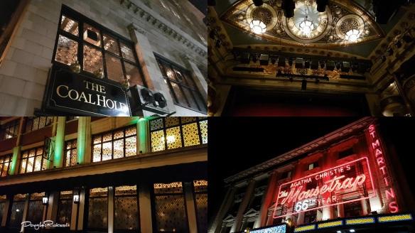 Vintage London Theatreland