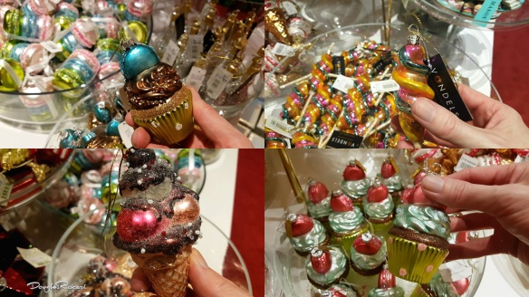 Mouthwatering Candy Christmas Ornaments in Fortnum and Mason