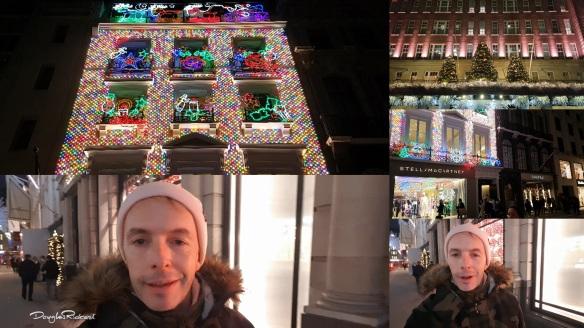 Douglas Rickard picks his top London Christmas Lights and Store Windows for 2018