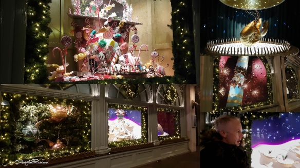 Fortnum and Mason Christmas Windows 2018